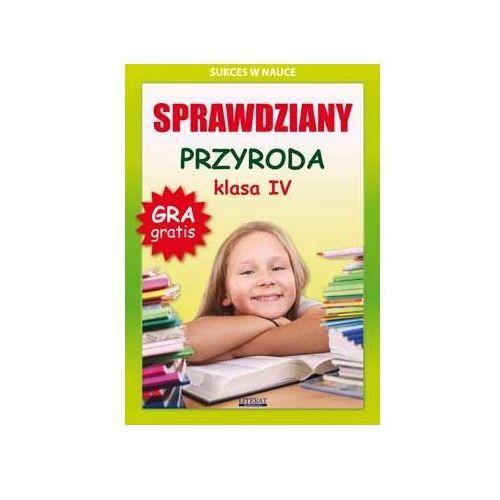 Sprawdziany Przyroda Klasa 4 - Grzegorz Wrocławski (2018)
