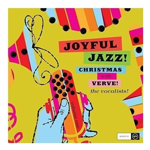 Universal music Joyful jazz! christmas with verve, vol. 1: the vocalists