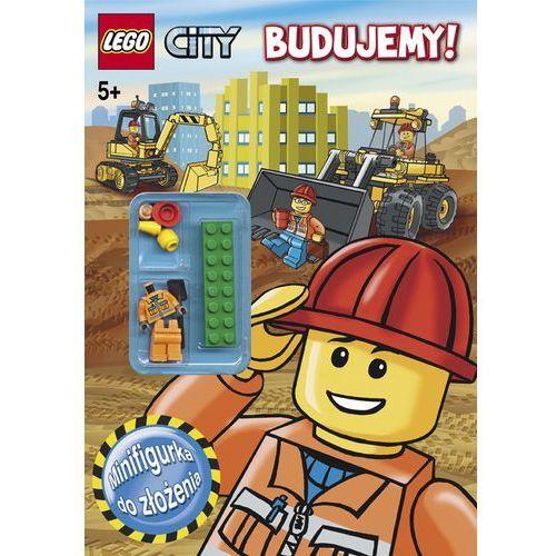Lego City Budujemy, książka w oprawie miękkej
