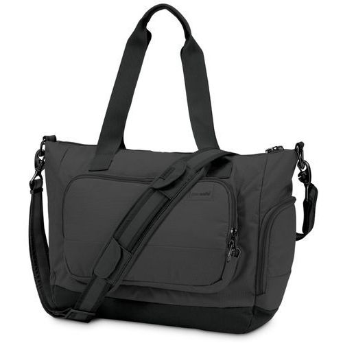 Pacsafe Citysafe LS400 Torba na ramię Kobiety czarny Torby Messenger - produkt z kategorii- torby, pokrowce, plecaki