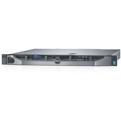 Dell Serwer r230 intel xeon 4-core 3.0ghz / ram 8gb ddr4 / hdd 2x1000gb w raid1 / 3y nbd