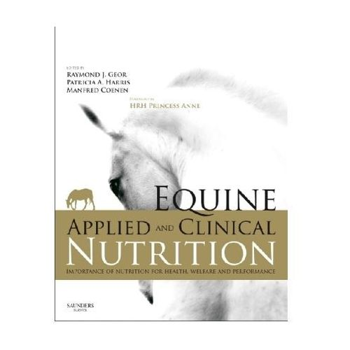 Equine Applied and Clinical Nutrition, oprawa twarda