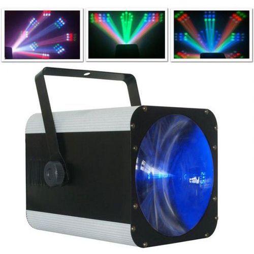 Reflektor świetlny 9 burst pro led dmx rgb marki Beamz