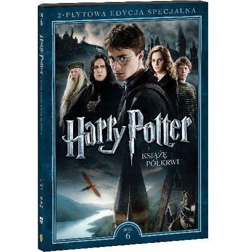 Harry potter i książę półkrwi. 2-płytowa edycja specjalna (2dvd) (płyta dvd) marki Galapagos