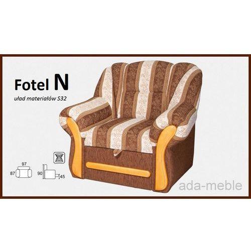 FOTEL N z kategorii fotele