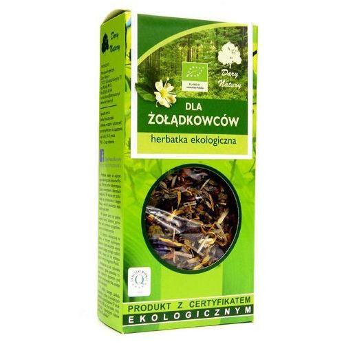 """Dary natury herbatka dla """"żołądkowców"""" eko 50g (5902741005274)"""