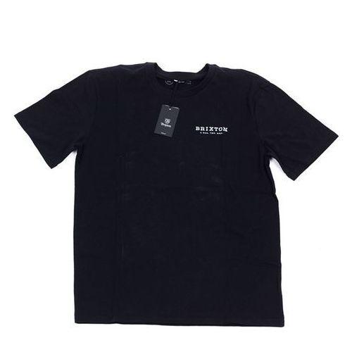 tričko BRIXTON - Lonesome Prem Black (BLACK) rozmiar: XL
