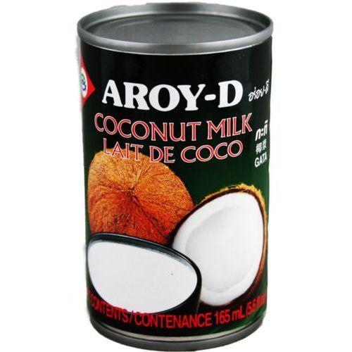 Mleko kokosowe w puszce 165ml - marki Aroy-d