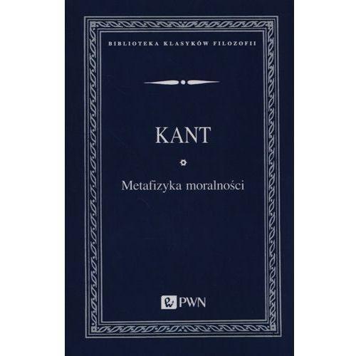 Metafizyka moralności. Seria: Biblioteka klasyków filozofii (386 str.)