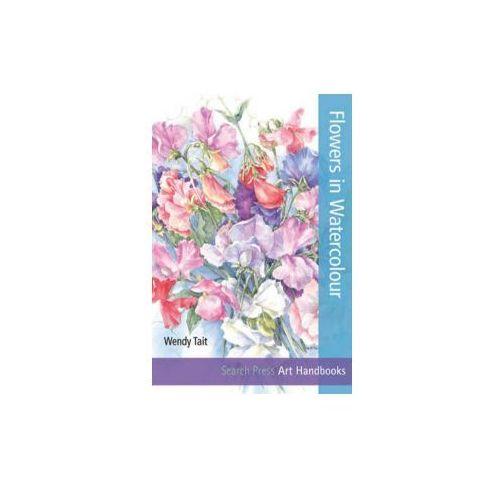 Flowers in Watercolour, Search Press Ltd