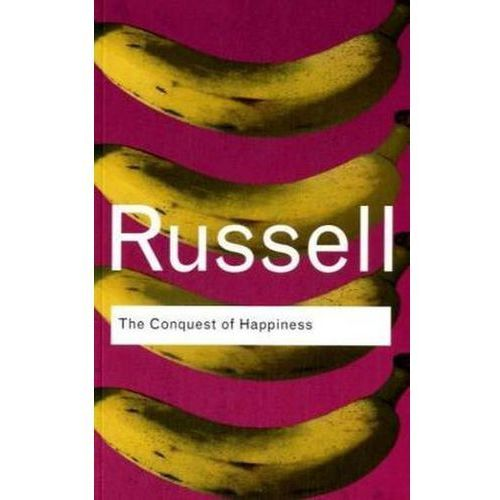 Conquest of Happiness, Russell, Bertrand