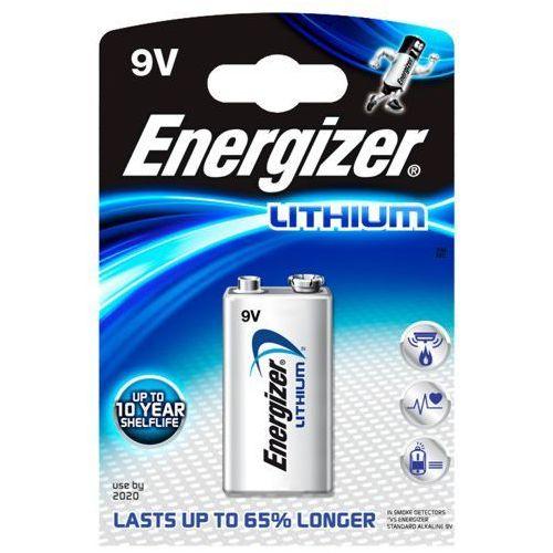 Energizer Litowa 9V Block, 1 sztuka (635236) Darmowy odbiór w 21 miastach! (7638900332872)
