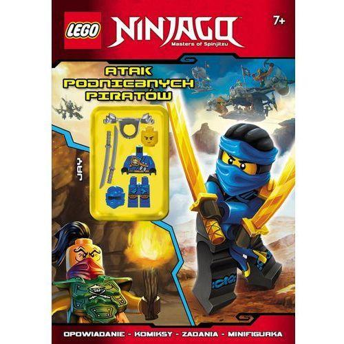 Lego Ninjago Atak podniebnych piratów - Wysyłka od 3,99, praca zbiorowa