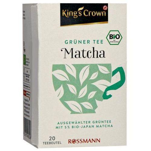 Kings' crown King's crown herbata zielona japońska matcha - zielona japońska matcha