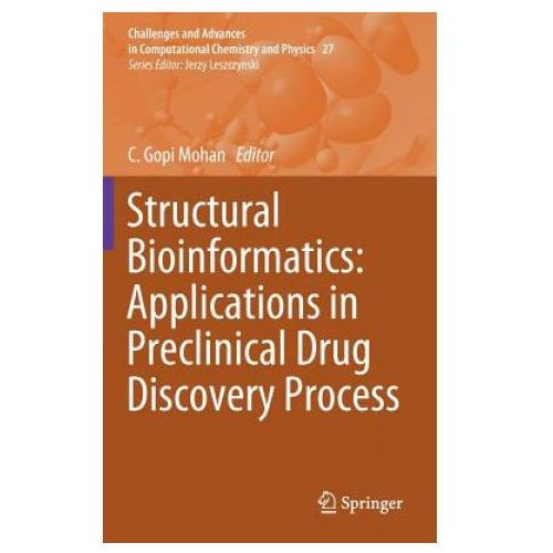 Structural Bioinformatics: Applications in Preclinical Drug Discovery Process (9783030052812)