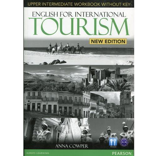 English for International Tourism Upper-Intermediate. Ćwiczenia Bez Klucza + CD, Pearson