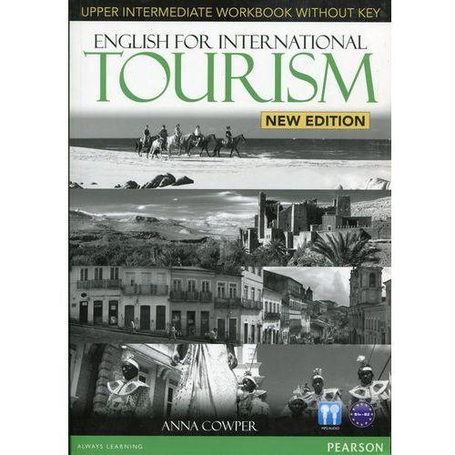 English for International Tourism Upper-Intermediate. Ćwiczenia Bez Klucza + CD, Pearson