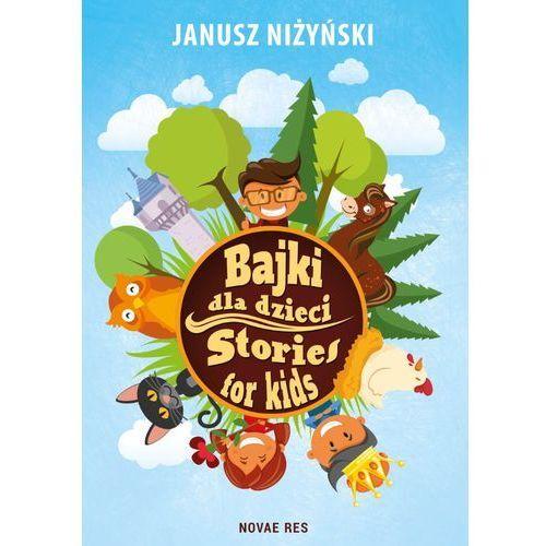 Bajki dla dzieci. Stories for kids, oprawa twarda