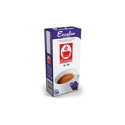 Caffe bonini Kapsułki do nespresso* wyjątkowa/eccelso 10 kapsułek - do 12% rabatu przy większych zakupach oraz darmowa dostawa