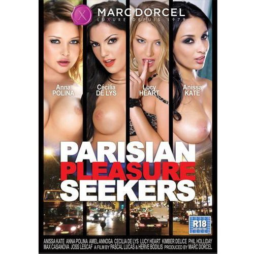 Marc dorcel (fr) Film dvd dorcel - parisian pleasure seekers