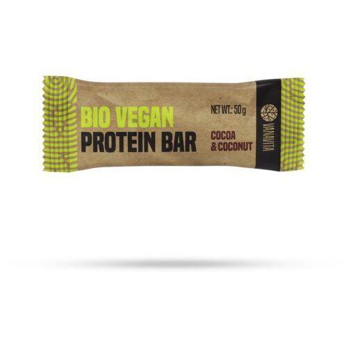 VanaVita Wegański Batonik Proteinowy BIO 50 g (8586022212512)