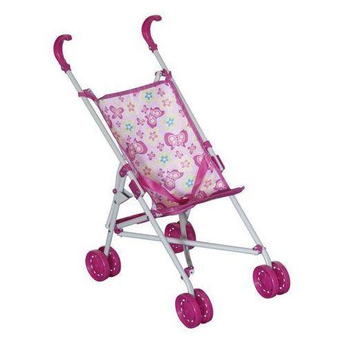 Woody Wózek spacerowy na lalkę dla dziewczynek - oferta [2574e6059192c5f8]