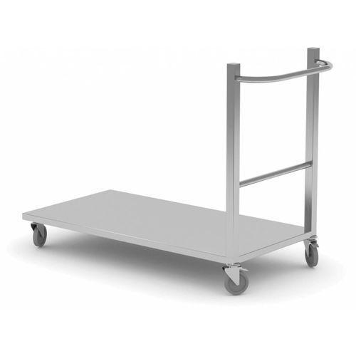 Xxlselect Wózek transportowy platforma | szer: 800 - 1200mm | gł: 600mm