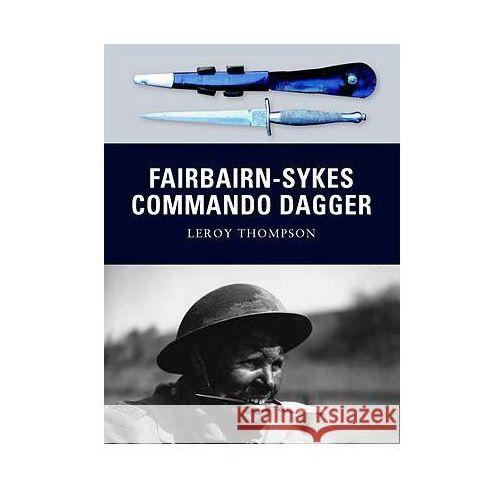 Fairbairn-Sykes Commando Dagger, Leroy Thompson