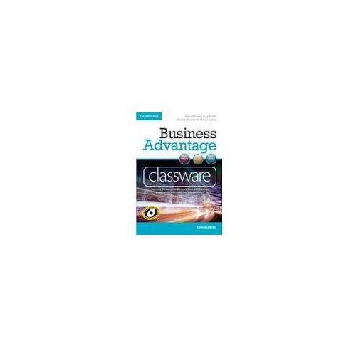 Business Advantage Intermediate. Oprogramowanie Tablicy Interaktywnej (9781107607798)