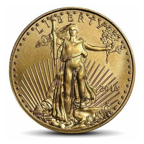 Amerykański orzeł 1/10 uncji złota marki The united states mint
