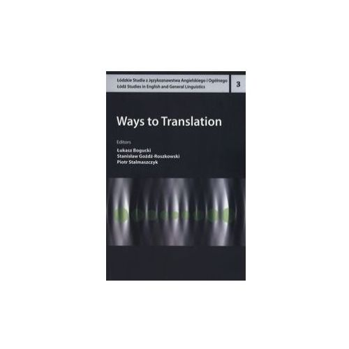 Ways to Translation (2015)