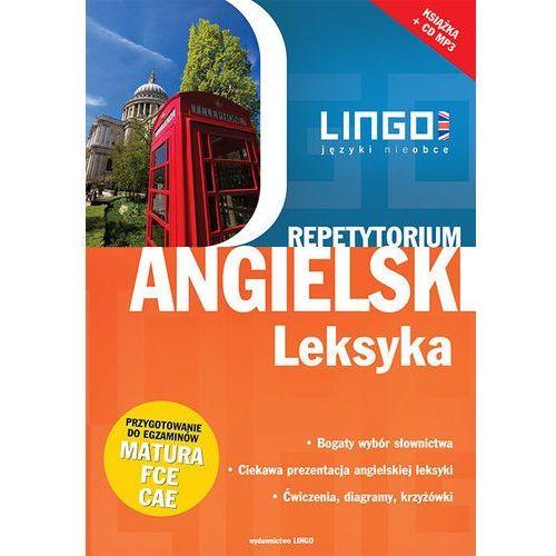 Angielski Leksyka Repetytorium +CD, Treger Anna
