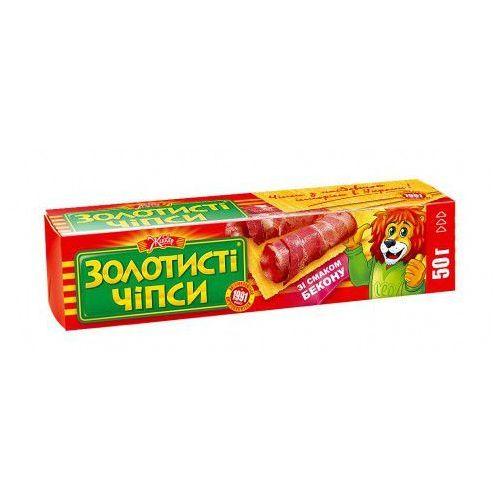 Jaivir Chipsy ziemniaczane o smaku bekonu, 100g