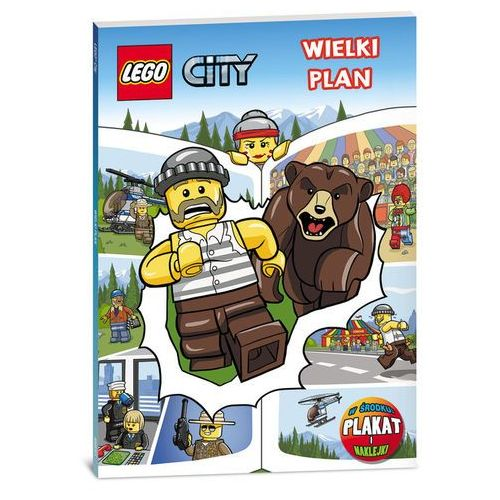 Lego City Wielki plan