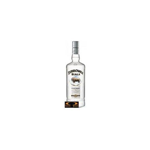 Polmos białystok Wódka żubrówka biała 0,7l
