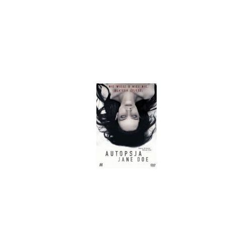 Monolith Autopsja jane doe (dvd) + książka (9788365736307)