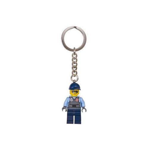 LEGO City Police brelok (0673419252294)