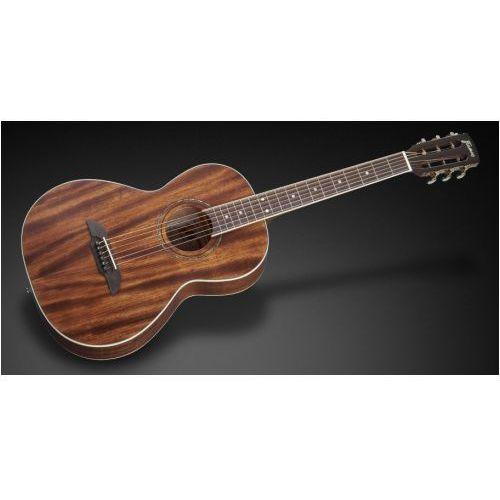 fp 14 m - natural transparent satin gitara akustyczna marki Framus