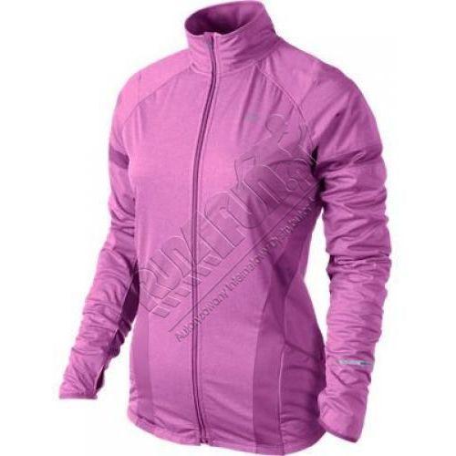 Kurtka odporna na warunki atmosferyczne -  Shield Full Zip, kolor: fioletowy, Nike z Run4Fun.pl - Dystrybutor Nike
