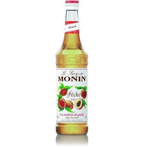 Syrop smakowy Monin Peach, brzoskwinia 0,7l, 908060