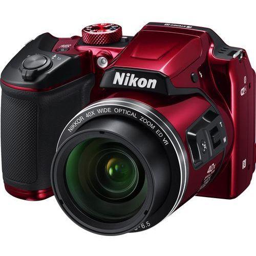 Nikon Coolpix B500 [zasilanie: AA]