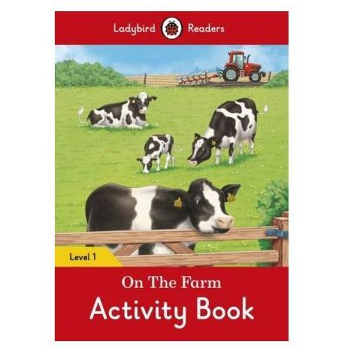 On The Farm Activity Book - Ladybird Readers Level 1 (2016)