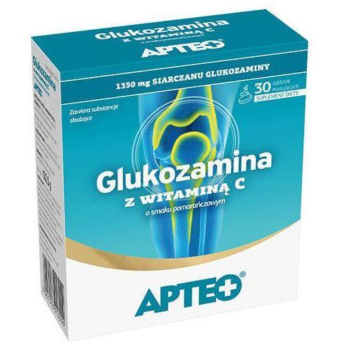 APTEO Glukozamina z witaminą C x 30 tabletek musujących