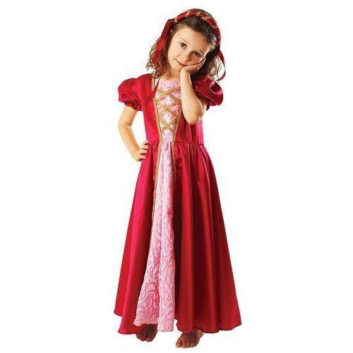 Strój - Dama Dworu, przebrania/kostiumy dla dzieci , odgrywanie ról - produkt dostępny w www.epinokio.pl
