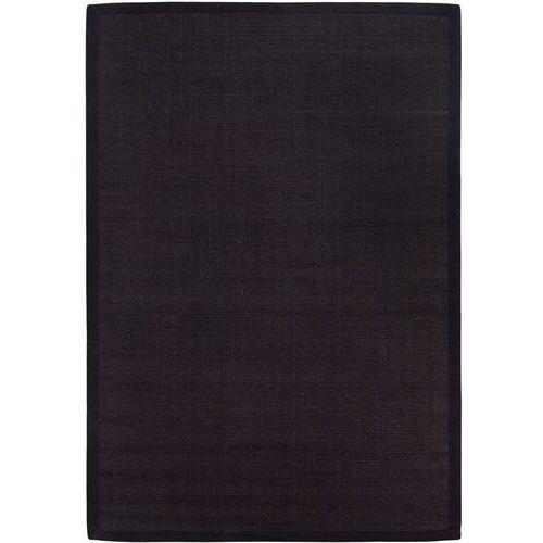 Arte Dywan sisal black/black 68x300