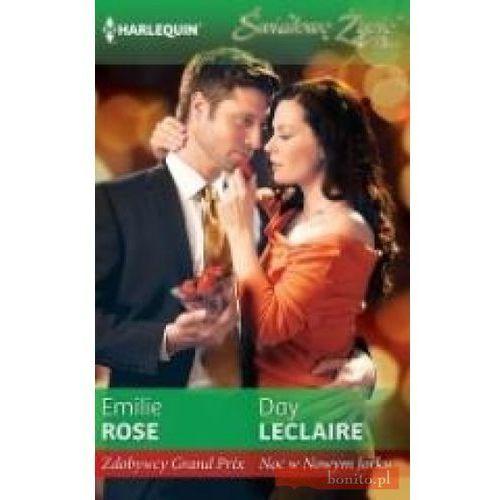 Zdobywcy Grand Prix, Noc w Nowym Jorku - Emilie Rose, Day Leclaire, oprawa broszurowa