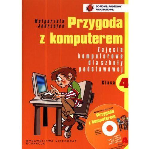 Informatyka SP KL 4. Podręcznik. Przygoda z komputerem (2012), oprawa miękka