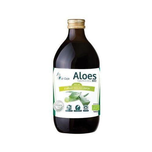 Dr gaja Organiczny 100% sok aloesowy 500ml