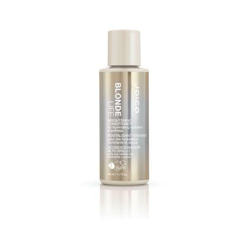 blonde life brightening | szampon do włosów rozjaśnianych i blond 50 ml marki Joico