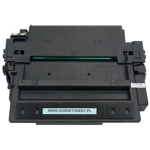 Toner zamiennik dt51x do hp laserjet p3005 m3027 m3035, pasuje zamiast hp q7551x, 13600 stron marki Dobretonery.pl